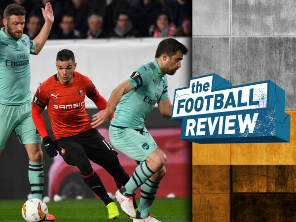 The Football Review Episode 674 logo