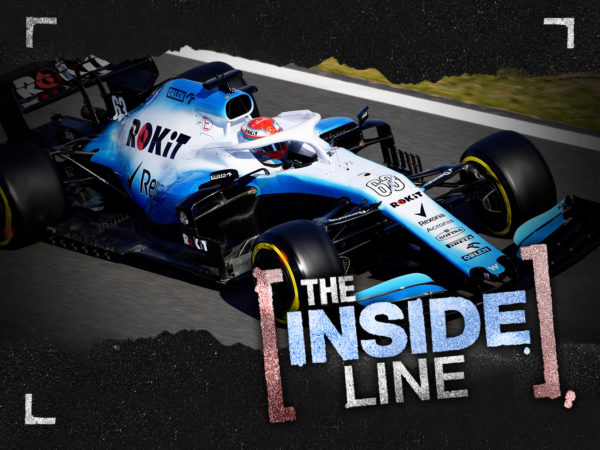 The Inside Line Episode 278 logo