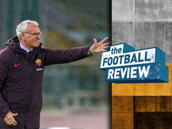 The Football Review Episode 675 logo