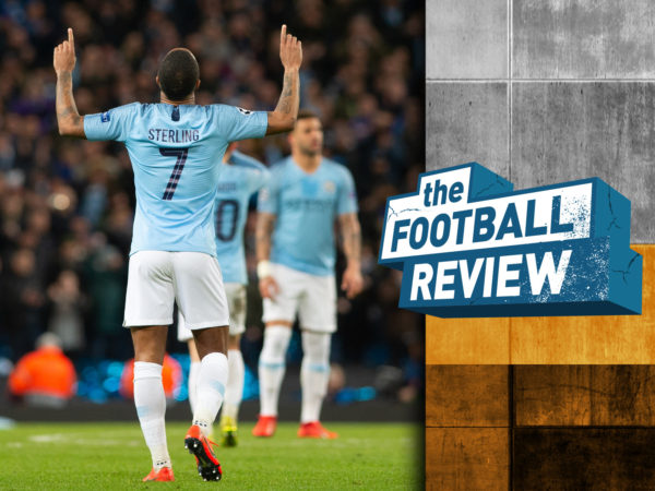 The Football Review Episode 676 logo
