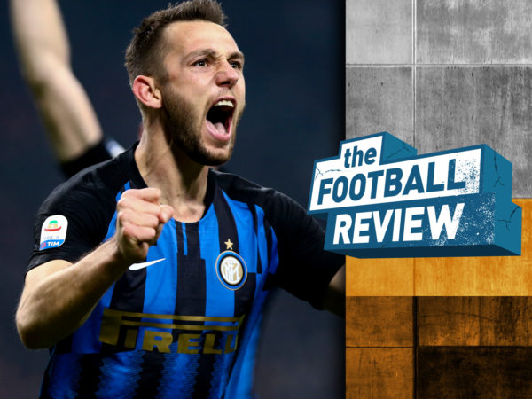 The Football Review Episode 677 logo