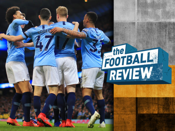 The Football Review Episode 691 logo