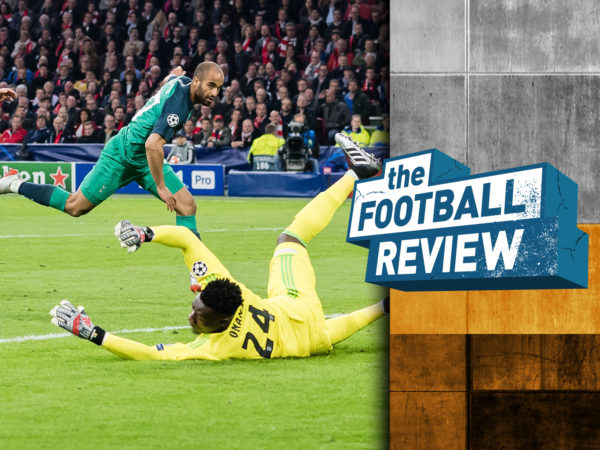 The Football Review Episode 692 logo