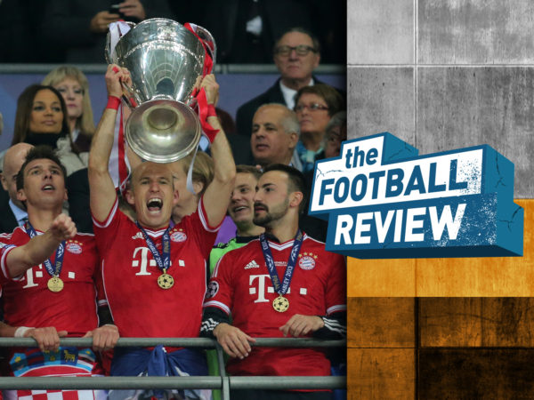 The Football Review Episode 694 logo