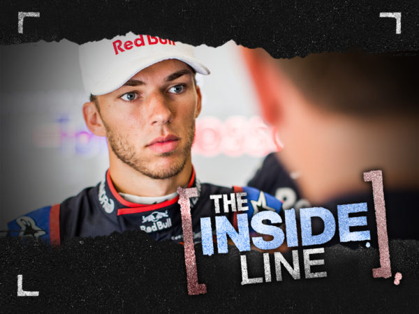 The Inside Line Episode 307 logo