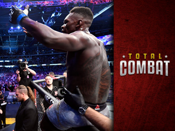 Total Combat Episode 244 logo