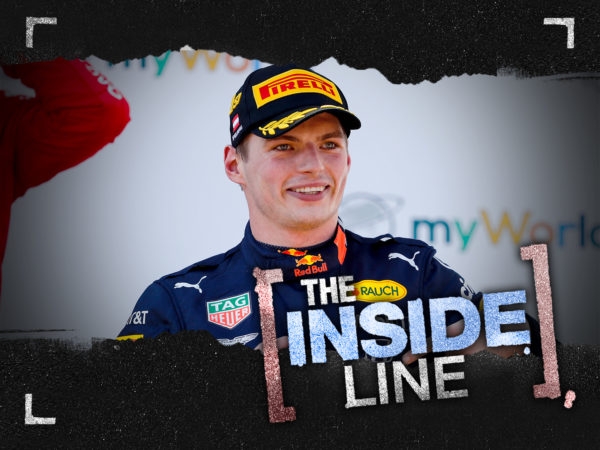 The Inside Line Episode 309 logo