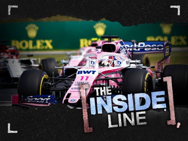 The Inside Line Episode 310 logo