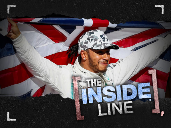 The Inside Line Episode 312 logo