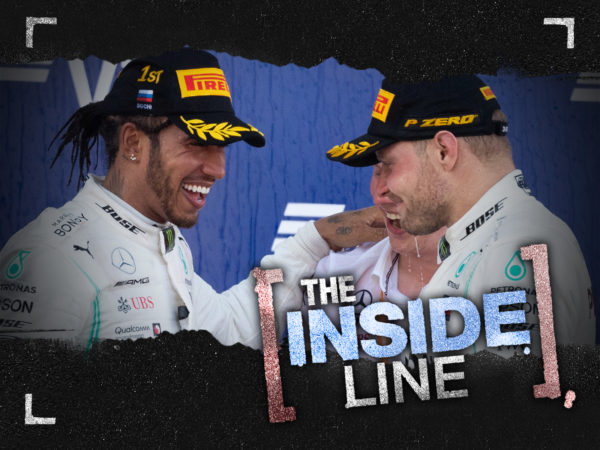 The Inside Line Episode 313 logo